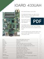 Rb433UAH - Manual de Usuario