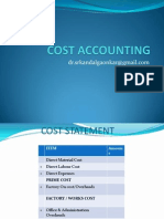 5. Cost Accounting