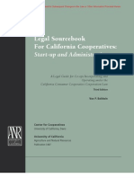 California Cooperatives