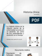 Mi ppt Historia clínica interrogatorio