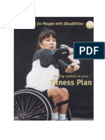 Exercise for People With Disabilities