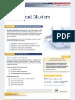 Drillers Blasters