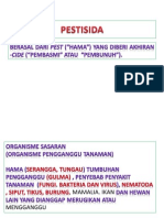 1. DIFINISI PESTISIDA