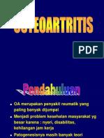 Osteoatritis