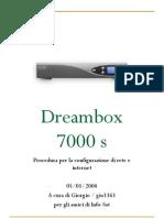 Configurazione Rete Dreambox