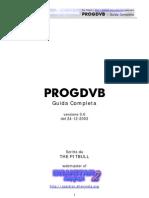 Progdvb Guida Completa