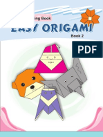 Easy Origami Book-2