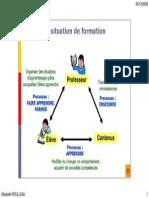 Triangle de Formation