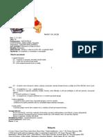 Inspectie speciala la clasa - Recapitulare finala - Matematica clasa I