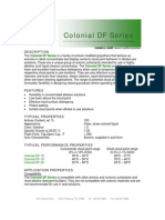 Colonial DF Series