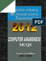 Computer Awareness MCQs1234567890