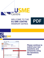 EU SME Centre Webinar - How to Manage China's Most Important Resource