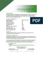 Colonial SLES-60