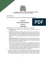 Ley 491-06, de Aviación Civil