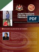 Garis Panduan Etika Dan Penampilan Pemakaian Ke Pejabat Warga MITI