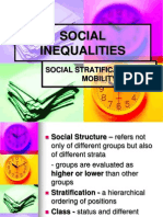 Social Inequalities Slides