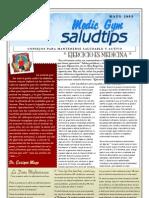 Saludtips (Mayo 09)