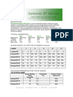 Colonial ZF Series