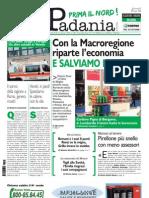 La Padania 07/03/2013