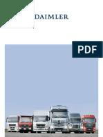 Daimler Trucks at a Glance Edition 2013