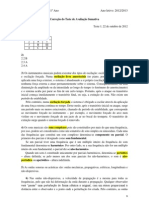 FSG_11ºAno _Teste1_correção