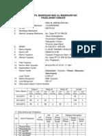Profil Madrasah Mas Al