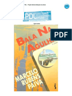 Marcelo Rubens Paiva Bala Na Agulha