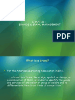 Brand Management Chapter 1