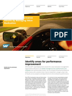 Driving Rapid Performance Results by Managing Value Realization
