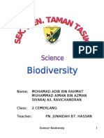 Science Biodiversity Research (2)