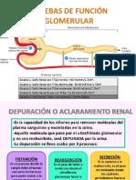 PRUEBAS DE FUNCIÓN GLOMERULAR.pptx