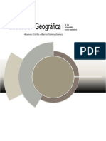 Semana 2 Geografia Resumen Lectura GEOGRAFIA en UN CURRICULUM