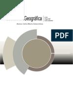 Geografia  Fines y valores de la educación geográfica