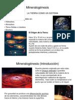 4. Mineralogenesis Intro