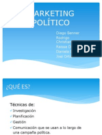 Marketing Politico Final- Grupo 6