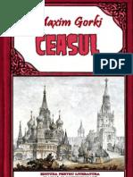 Maxim Gorki Ceasul