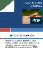 MALARIA, caso clínico