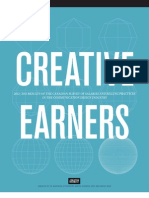 Creative Earners 2013