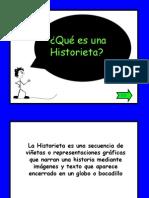 Historieta Caracteristicas