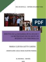 Monografia Claudia Gatto