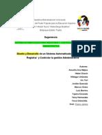 Diseño y desarrollo de un sistema Automatizado que permita registrar y controlar la gestion admi2