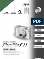 Unlock-Manual Finepix f11 En