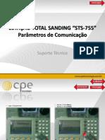 04 - sanding-sts755_parâmetros de comunicação