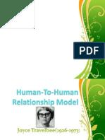 Human to Human Relationship Model