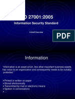 ISO 27001-2005 Awareness