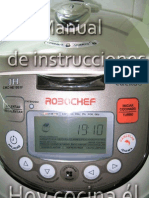 Manual Robochef