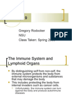 Lymphatic and Immune Systems -NSU