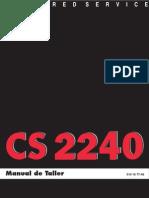 Motosierras Manual TallerJONO2010 EUesLAes 510167746