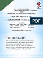 GENERACI�N DE ENERG�A EL�CTRICA.pptx