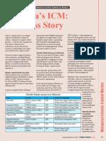 Malaysia's ICM success story